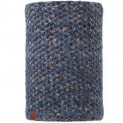 BUFF® Knitted & Polar Neckwarmer MARGO blue