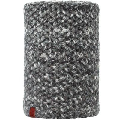 BUFF® Knitted & Polar Neckwarmer MARGO grey