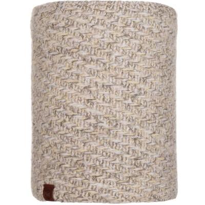 BUFF® Knitted & Polar Neckwarmer AGNA sand