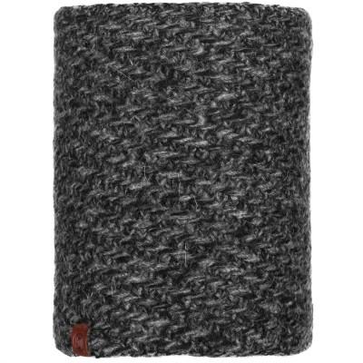 BUFF® Knitted & Polar Neckwarmer AGNA black