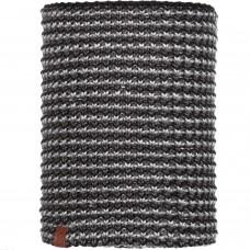 BUFF® Knitted & Polar Neckwarmer DANA graphite