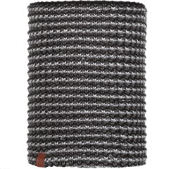 BUFF® Knitted & Polar Neckwarmer DANA graphite
