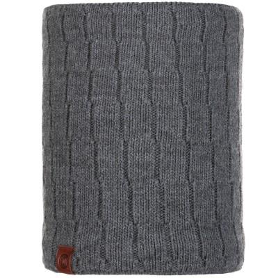 BUFF® Knitted & Polar Neckwarmer JEROEN grey