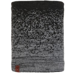 BUFF® Knitted & Polar Neckwarmer VALTER graphite