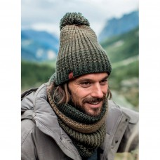 BUFF® Knitted & Polar Hat BORAE grey
