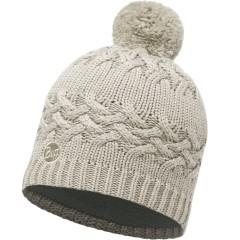 BUFF® Knitted & Polar Hat SAVVA cream