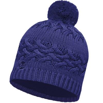 BUFF® Knitted & Polar Hat SAVVA mazarine blue