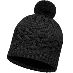 BUFF® Knitted & Polar Hat SAVVA black