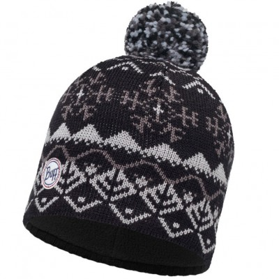BUFF® Knitted & Polar Hat VAIL black