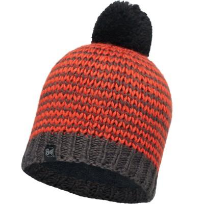 BUFF® Knitted & Polar Hat DORN flame