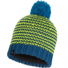 BUFF® Knitted & Polar Hat DORN moroccan blue