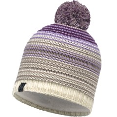 BUFF® Knitted & Polar Hat NEPER violet
