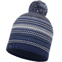 BUFF® Knitted & Polar Hat NEPER blue ink