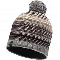 BUFF® Knitted & Polar Hat NEPER eleni grey