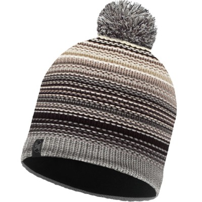 BUFF® Knitted & Polar Hat NEPER eleni grey