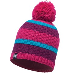 BUFF® Knitted & Polar Hat FIZZ pink honeysuckle