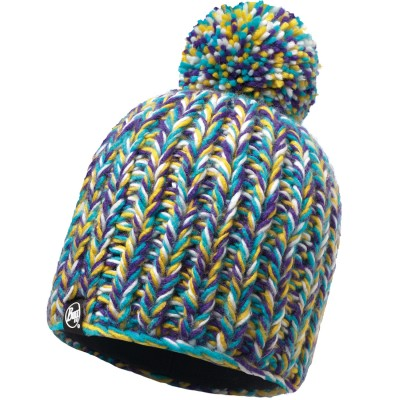 BUFF® Knitted & Polar Hat SKYLER purple raspberry