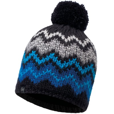 BUFF® Knitted & Polar Hat DANKE black