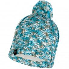 BUFF® Knitted & Polar Hat LIVY aqua