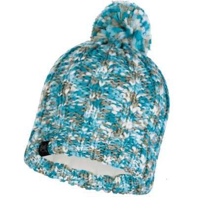 BUFF Knitted & Polar Hat LIVY aqua
