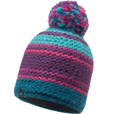 BUFF® Knitted & Polar Hat DORIAN purple imperial