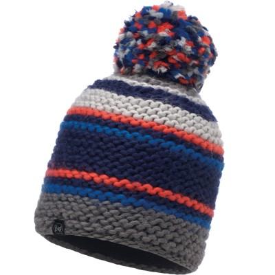BUFF® Knitted & Polar Hat DORIAN blue ink
