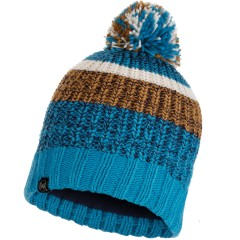 BUFF® Knitted & Polar Hat STIG teal blue