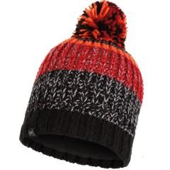 BUFF® Knitted & Polar Hat STIG black