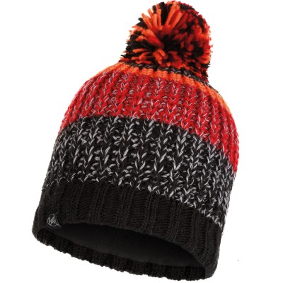 BUFF® Knitted & Polar Hat STIG black