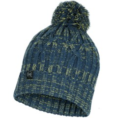 BUFF® Knitted & Polar Hat IDUN denim