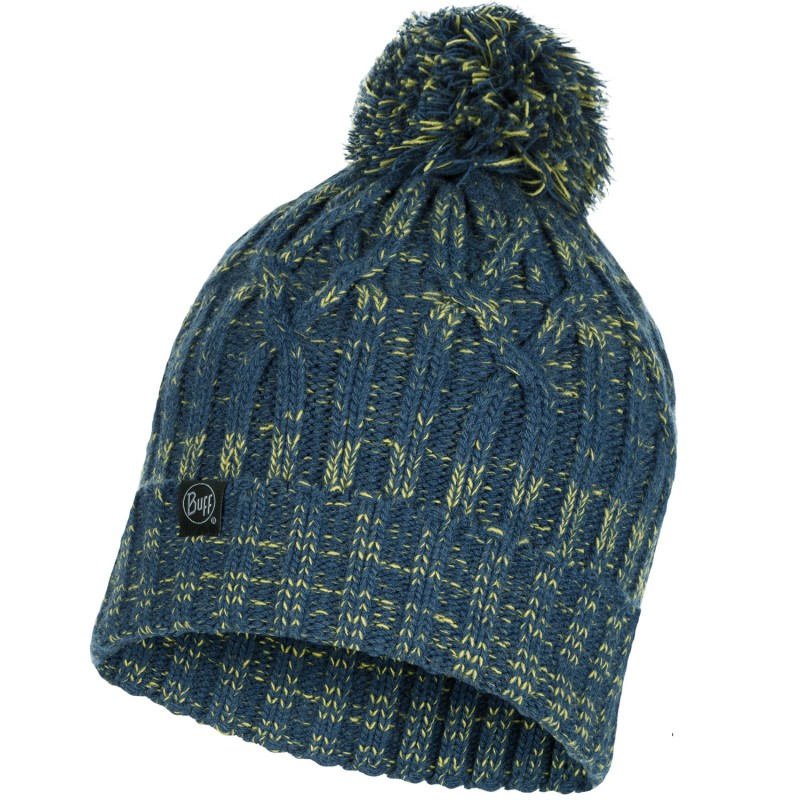 Buff Knitted Polar Hat Idun Denim Bu 1178977881000 цена