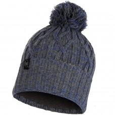 BUFF® Knitted & Polar Hat IDUN grey