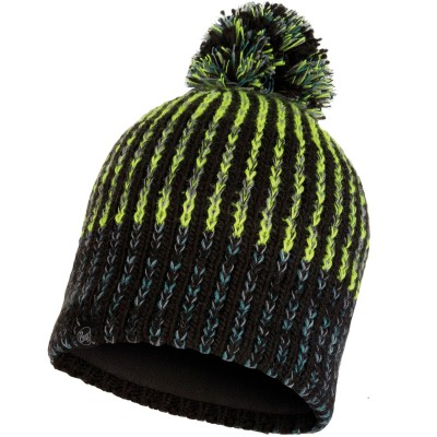 BUFF® Knitted & Polar Hat IVER black