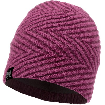 BUFF Knitted & Polar Hat SILJA purple