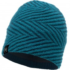 BUFF® Knitted & Polar Hat SILJA deep teal