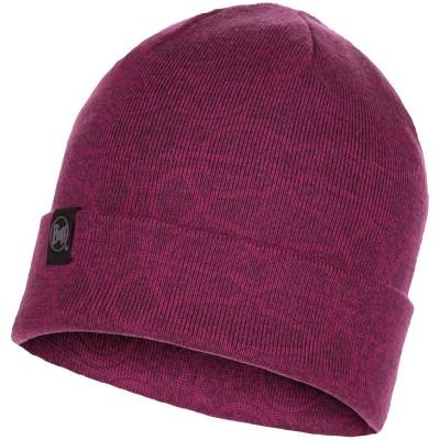 BUFF® Knitted GRETA purple raspberry