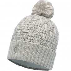 BUFF® Knitted & Polar Hat AIRON mineral grey