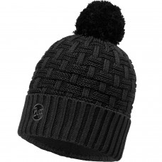 BUFF® Knitted & Polar Hat AIRON black