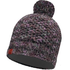 BUFF® Knitted & Polar Hat MARGO plum