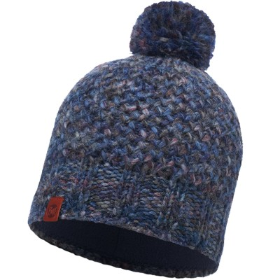BUFF® Knitted & Polar Hat MARGO blue