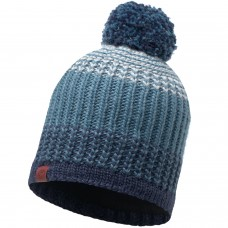 BUFF® Knitted & Polar Hat BORAE mazarine blue