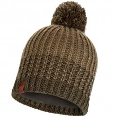 BUFF® Knitted & Polar Hat BORAE khaki