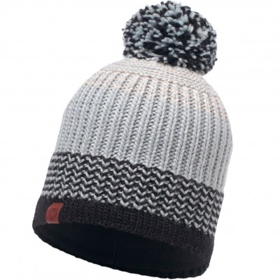 BUFF Knitted & Polar Hat BORAE grey