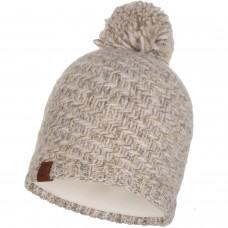 BUFF® Knitted & Polar Hat AGNA sand