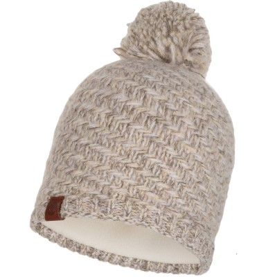 BUFF® Knitted & Polar Hat AGNA sand