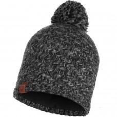 BUFF® Knitted & Polar Hat AGNA black