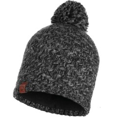 BUFF® Knitted & Polar Hat AGNA black