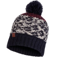 BUFF® Knitted & Polar Hat THOR navy