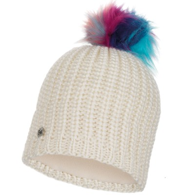 BUFF® Knitted & Polar Hat DANIA cru