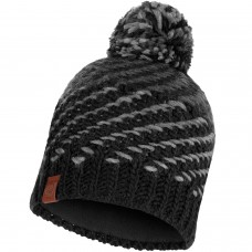 BUFF® Knitted & Polar Hat NELLA graphite